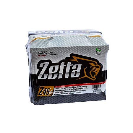 Bateria Zetta Z45D 45 Ah