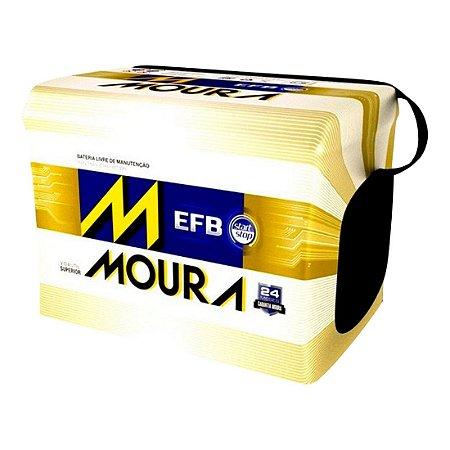 Bateria Moura EFB Start Stop MF60AD 60 Ah.