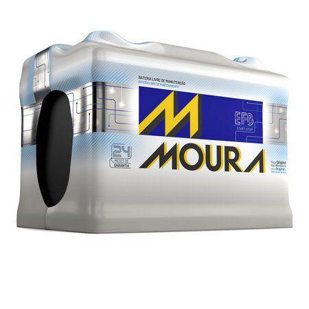 Bateria Moura EFB Start Stop MF80CD 80 Ah.