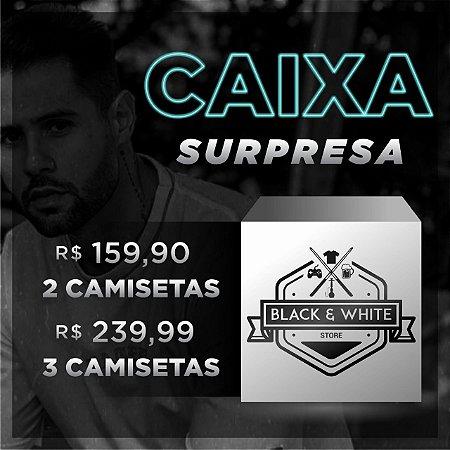 CAIXA SUPRESA 3 PEÇAS