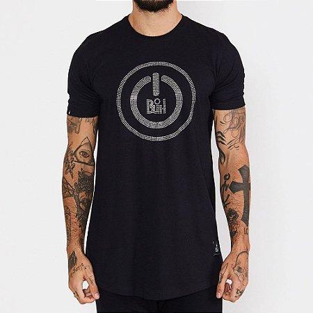 Camiseta Iniciar Black