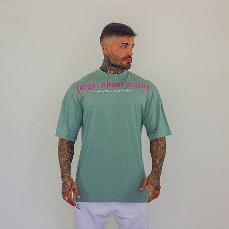 Camiseta Fas Over Forever Verde