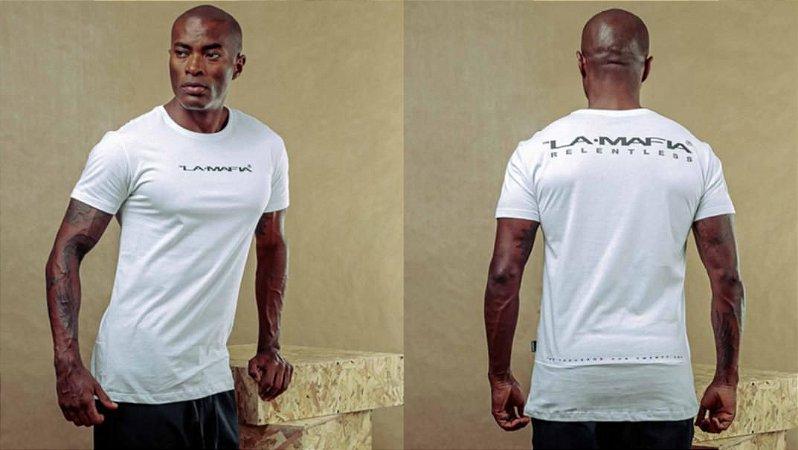 Camiseta  La Mafia Street Branca