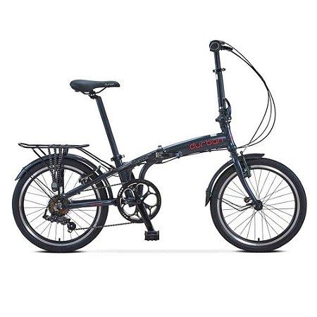 Bicicleta Dobrável Durban Sampa