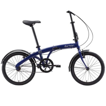 Bicicleta Dobrável DURBAN Eco+ AZUL
