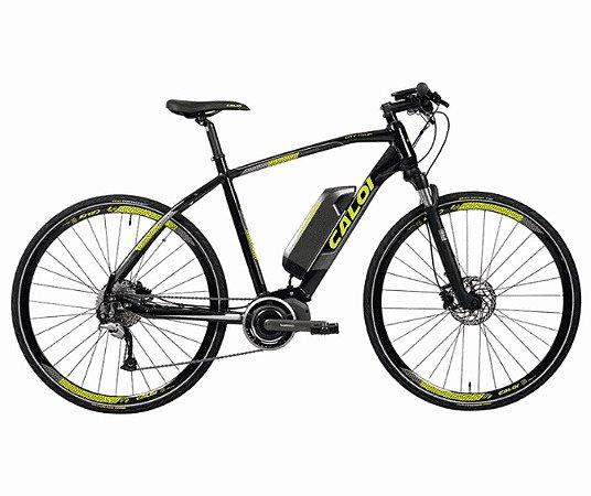 Bicicleta Caloi Elétrica Urbana E Vibe City Tour