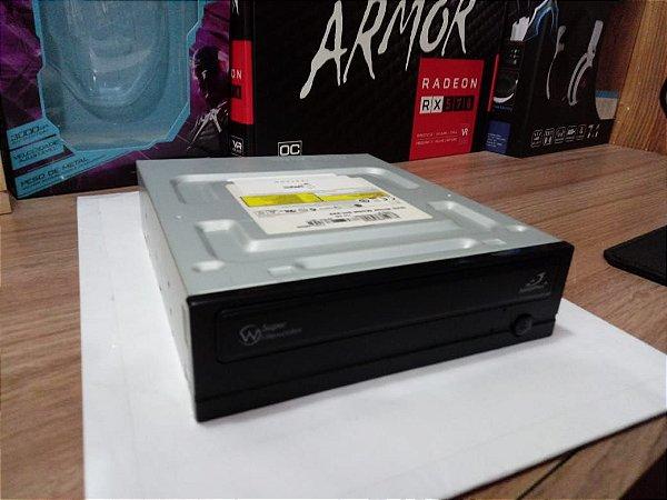 Leitor e Gravador de CD e DVD SATA Samsung SH222