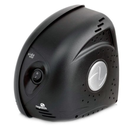 Estabilizador Ragtech Side Way 300VA Mono 220V 5302 Preto