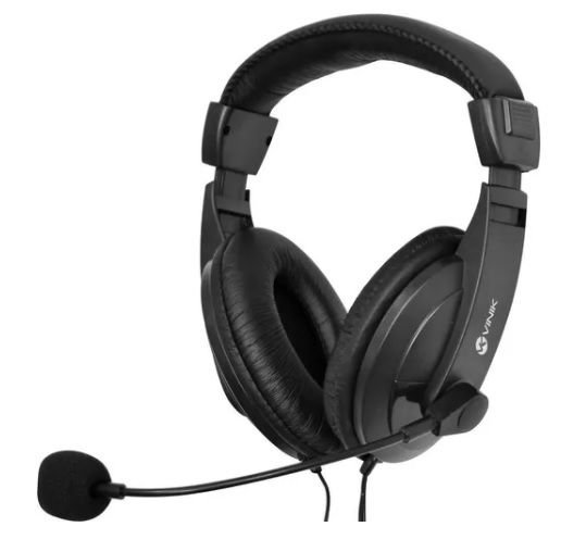 Headset Vinik FM35 P2 Go Play