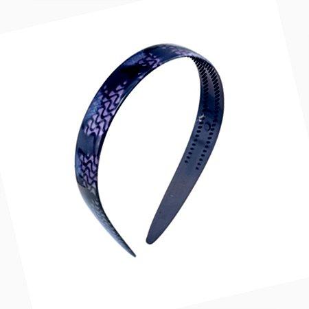 Tiara francesa Finestra snake roxo N106LV