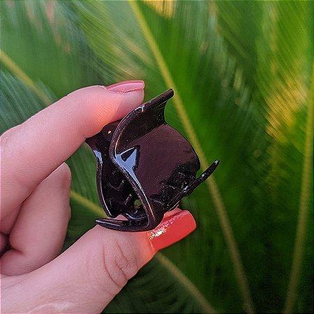 Piranha de cabelo francesa Finestra preto N748