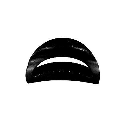 Piranha de cabelo francesa Finestra preta F2808P