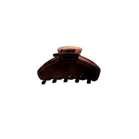 Piranha de cabelo francesa Finestra marrom F4637