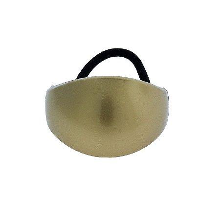 Rabicó Finestra acrílico oval N673-DOURADO