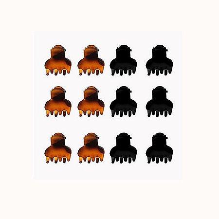 Piranha para franja fosca cartela com 12 peças 450600-364