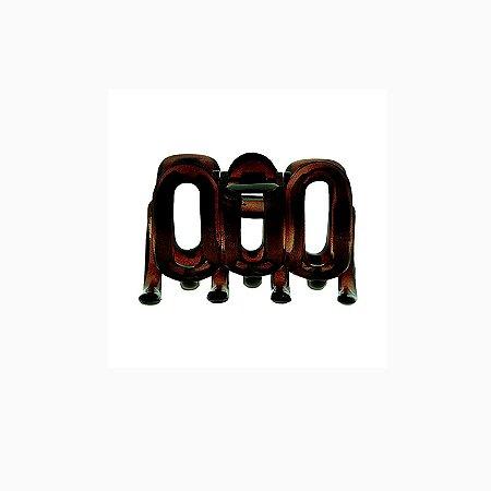 Piranha de cabelo francesa Finestra tartaruga M2688