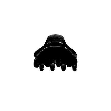 Piranha de cabelo francesa Finestra preta N313