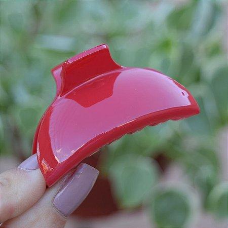 Piranha de cabelo francesa Finestra vermelho F2818rouge