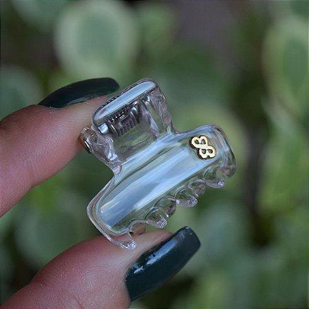 Piranha de cabelo Bianca transparente 05 115