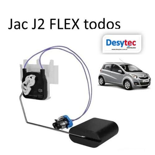 Sensor de nível de combustível Jac J2 Flex
