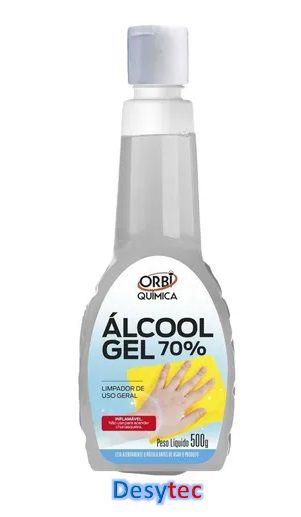 Álcool Gel 70 % 500ml