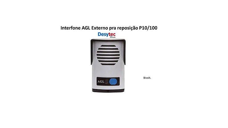 Interfone Porteiro Agl Externo Para Reposição