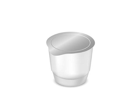 Selos de alumínio 68 mm para copos - 1.000 unidades