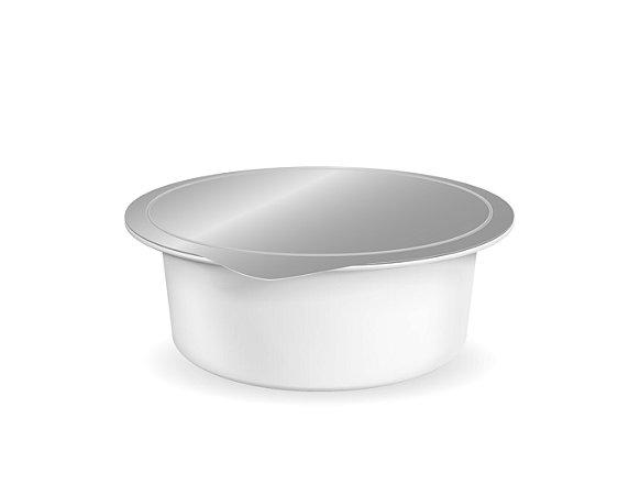 Selos de alumínio 92 mm para potes - 1.000 unidades