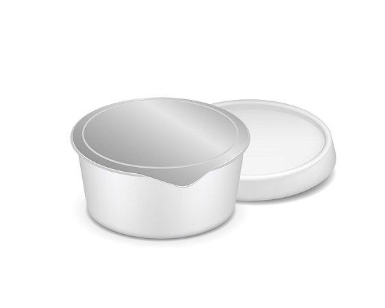Selos de alumínio 95,5 mm para potes - 1.000 unidades