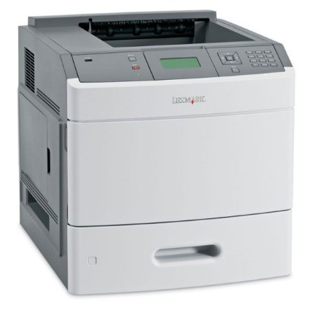 Impressora Laser Lexmark T654DN 55PPM