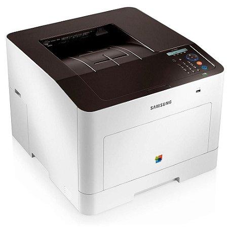 Impressora Laser Colorida Samsung CLP-680