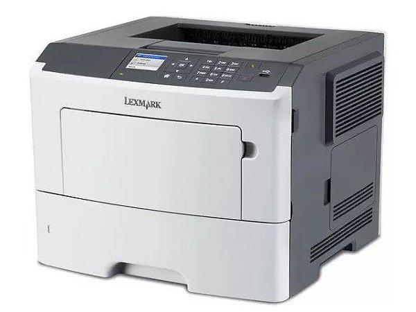 Impressora PB com Rede e Frente e Verso Automático - MS610