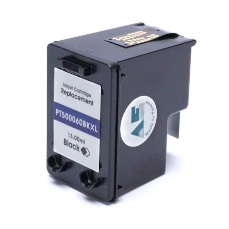 Cartucho de Tinta Compatível com HP 901XL OFFICEJET J4660 Preto 14ML