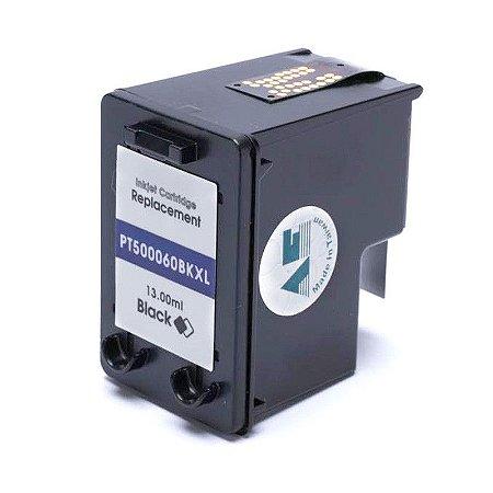 Cartucho de Tinta Compatível com HP 122XL 1000 3050 2050 Preto 12ML