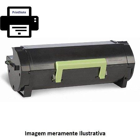 Toner Remanufaturado Lexmark MX310 410 511 611 MS610 20k