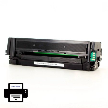 Toner compatível com Samsung CLT-K506L Magenta CLX6260FR CLP680ND 3.5k