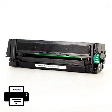Toner compatível com Samsung CLT-K506L Azul CLX6260FR CLP680ND 3.5k