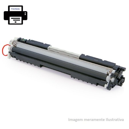 Toner compatível com HP CE313A 313A 126A CP1020 1020WN CP1025 M175A Magenta 1k