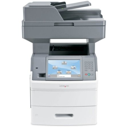 Impressora Laser Multifuncional Preto e Branco Lexmark A4 X656DE 55PPM