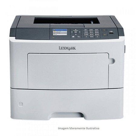Impressora Laser Preto e Branco Lexmark A4 MS610DN 53PPM