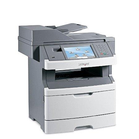 Impressora Laser Multifuncional Preto e Branco A4 Lexmark X464DE 38PPM