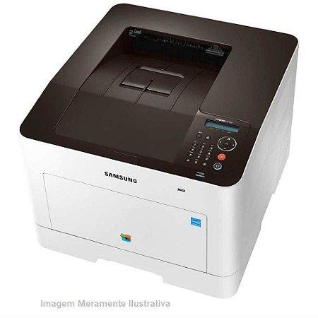 Impressora Laser Colorida A4 Samsung C3010ND - 30PPM