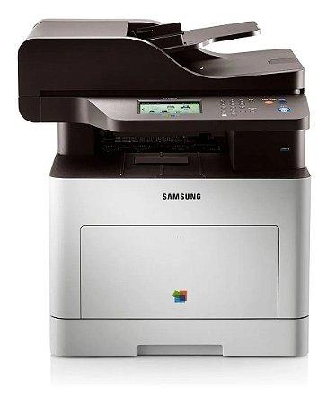 Impressora Laser Colorida Multifuncional Samsung CLX6260FR 24PPM