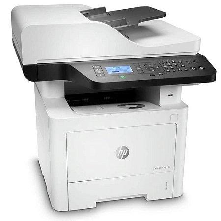 Impressora Multifuncional PB com Rede e Frente e Verso Automático - HP M432fdn