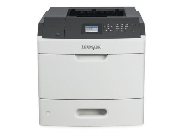 Impressora Laser Preto e Branco Lexmark A4 MS812DN 70PPM