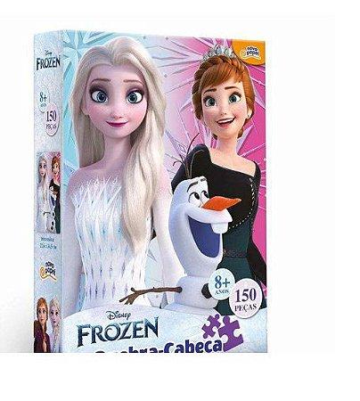 Quebra Cabeça Frozen 150 peças Toyster