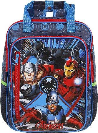 Mochila Escolar Vingadores M R.15595 DMW