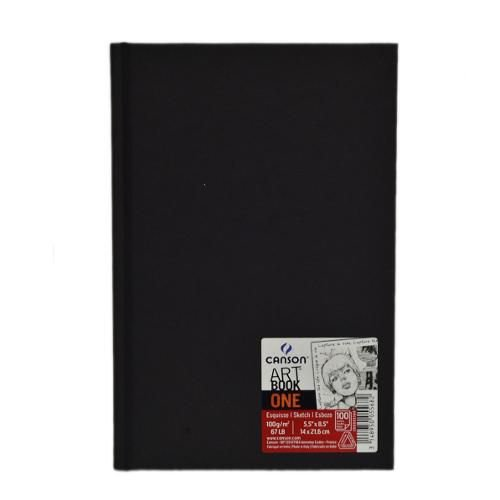 Caderneta Art Book One Estilo A5 Canson