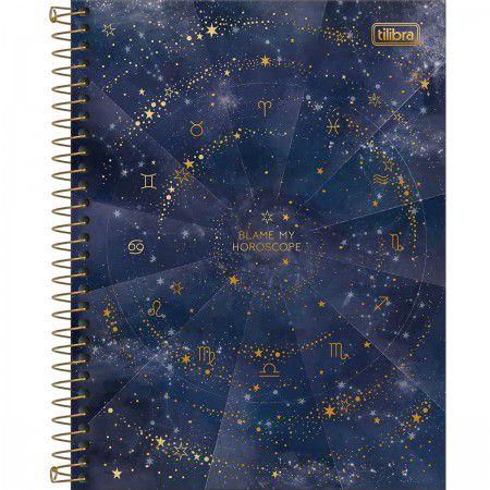 Caderno Espiral Colegial Magic 1 Matéria 80fls Tilibra