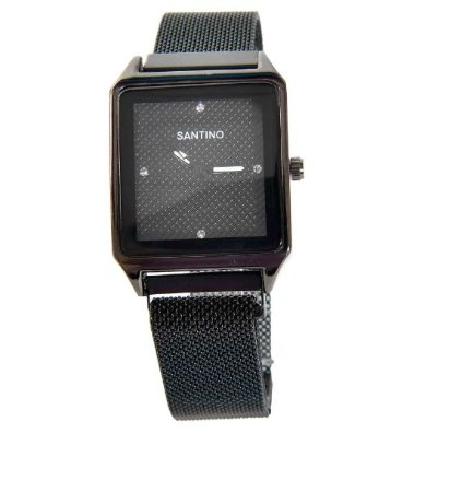 Relógio Quartz Quadrado Santino